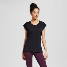 c9 Champion women's Mesh Run T-shirt Black - $4.23