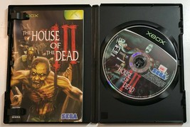 House of the Dead III 3 (Microsoft Xbox, 2002) Game Disc & Manual - $9.99
