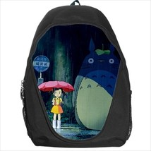 backpack school bag totoro bookbag - $39.79
