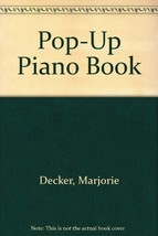 Christian Mother Goose Piano Book Decker, Marjorie Ainsborough - $1.99