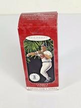 1998 Hallmark Ornament Collector's Series Cal Ripken Jr. At the Ballpark - $14.80