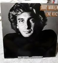 BARRY MANILOW One Voice 1979 Record Arista AL 9505 original  - $3.50