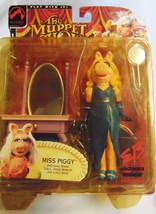 Miss Piggy The Muppet Show 25 Years Action Figure - Series One - New - $13.41