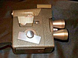 8MM Movie Camera USA AA19-1520 Vintage image 8