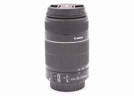 Canon EF-S 55-250mm f/4.0-5.6 IS II Zoomobjektiv für digitale - $199.97