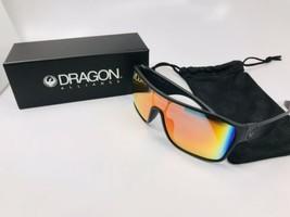 DRAGON POLARIZED Sunglasses DR SUBFLECT 245 Matte Tortoise w//Brown Lenses NIB