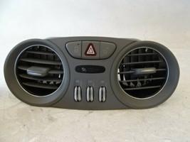 07 Mercedes R230 SL550 SL55 ac vent, dash, center, gray 2308300854 - $140.24
