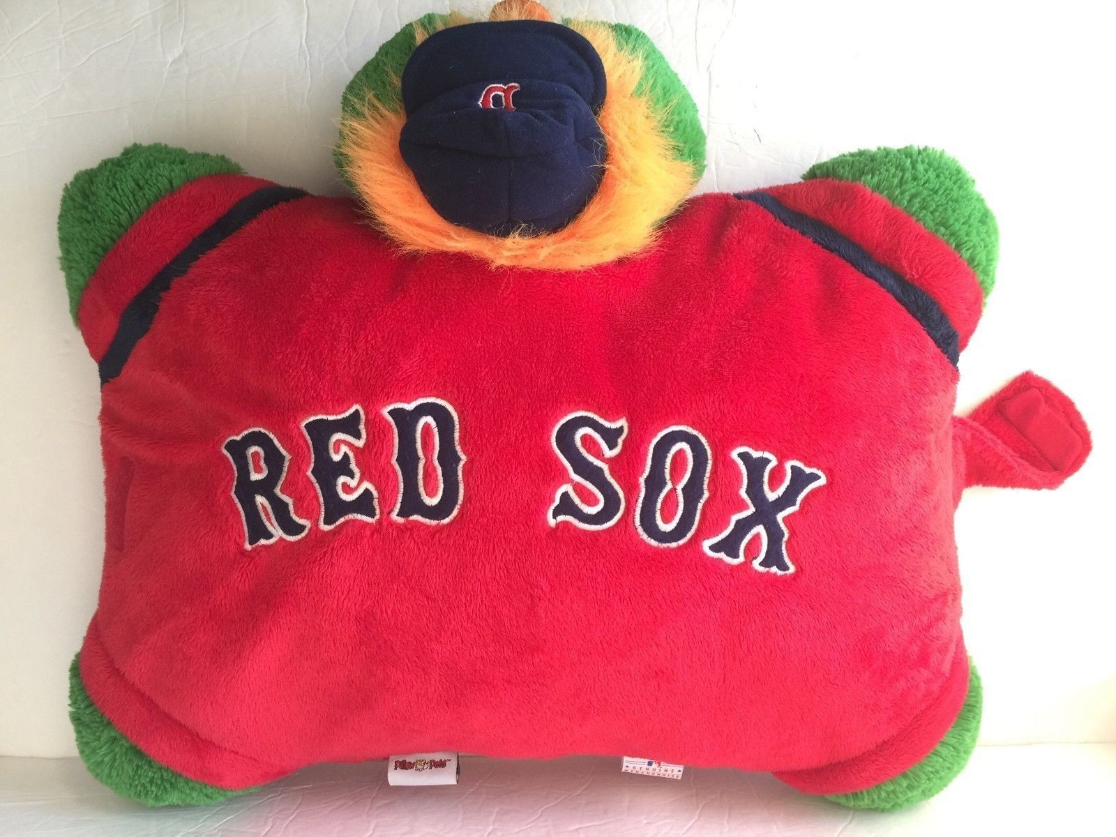 Pillow Pets Large Red Wally Boston Red Sox And 50 Similar Items