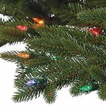 7.5′ Pre-Lit LED Artificial Christmas Tree Surebright Dual Color EZ Connect NIOB image 4