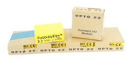 LOT OF 5 NIB OPTO 22 IAC5 I/O LOGIC MODULES 90-140VAC 5VDC IAC-5