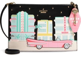 Kate Spade CHECKING IN SIMA Car Crossbody PXRU8326 SOLD OUT! LAST ONE! NWT - £255.60 GBP