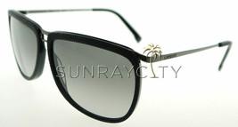 LACOSTE Black / Gray Aviator Sunglasses L127S 001 - $136.71