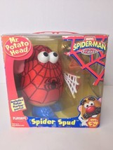 Playskool Mr Potato Head Spider Spud Marvel Spider-Man & Friends Peter Parker - $24.39