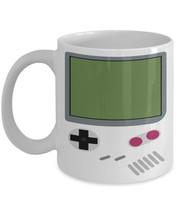 "Game Boy Coffee Mug ""Nintendo Game Boy Mug With Controls"" Looks Like A R... - $14.95"