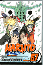Naruto 67 An Opening Masashi Kishimoto Manga Graphic Novel Shonen Jump J... - $5.00