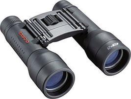 TASCO ES12X32 Essentials Roof Prism Roof MC Box Binoculars, 12 x 32mm, B... - $66.89
