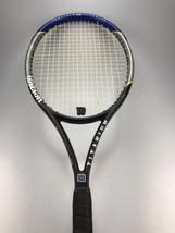 Wilson Pro Staff Titanium 6.6 Oversize 110 4 1/2 Grip Tennis Racquet - $37.39