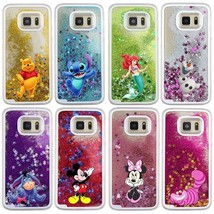 Cute Cartoon Quicksand Glitter Hard PC Back Phone Case For iPhone X 5 6 ... - $6.30