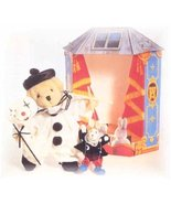 North American Bear Muffy Vanderbear Pierrot First Collector's Edition - $19.99