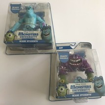 NOS Pixar Monsters University Scare Students Sulley Art Poseable Figure A2492 - $26.95