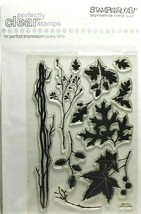 Stampendous Leafy Silhouettes Stamp Set #SSC075 - $9.99