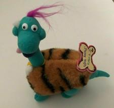 """Rubbles Jr Fossil Friends Dinosaur Russ new tags 7"""" - $12.54"""