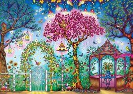 Buffalo Games - Johanna Basford's Secret Garden - Songbird Garden - 500 Piece Ji - $19.98