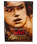 2005 THE JACKET Signed 27x40 Movie Poster KEIRA KNIGHTLY ADRIEN BRODY ty... - $34.99