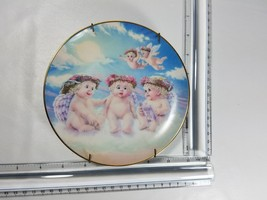Dreamsicles The Flying Lesson 1994 Collector Plate Hamilton Collection (50) - $19.80