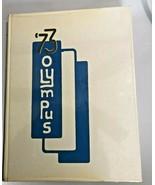 Apollo High School 1973 Yearbook Olympus Glendale Arizona  Bob Horner Ba... - $28.79