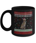 Dog Christmas Mug, Christmas Dog Mug Gifts as Seen on T Shirt 11 Ounce C... - $16.95