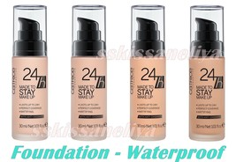 Catrice 24h MADE TO STAY Make-Up Foundation 30ml Waterproof Complexion - $19.99