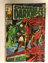 CHAMBER OF DARKNESS #3 (1970) Marvel Comics VG+ - $12.86