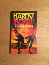 1987 Hardy Boys Casefile #1 Book by Franklin W. Dixon image 3