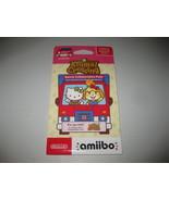 Nintendo Animal Crossing New Horizons Sanrio Amiibo Cards 6 Characters I... - $29.69