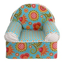 Cotton Tale Gypsy Floral Bohemian Baby/Toddler Foam Chair  - $69.99