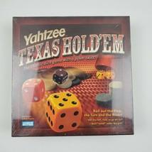 Yahtzee Texas Hold'em Poker Style Dice Game Hasbro 2004 - $27.95