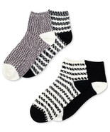 WARNERS Womens Cloud 9 Seriously Soft Fluffy Mid Crew Socks 4 Pack $16 -... - $9.89