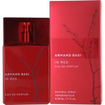Armand Basi in Red Eau De Parfum Spray for Women, 1.7 Ounce