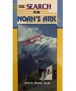 Die Search Für Noah S Ark Vhs-By John D.Morris, Ph.d Tested-Rare VINTAGE... - $184.18
