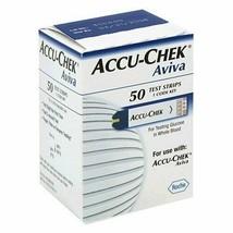 ACCU-CHEK Aviva Plus Test Strips, 50 Count - $35.55