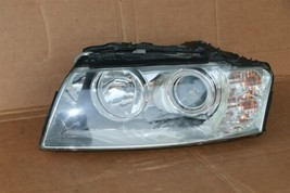 04-05 Audi A8 A8L HID Xenon AFS Adaptive Headlight Drive Left LH - POLISHED image 2