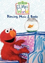 Elmo's World - Dancing, Music, and Books - $29.65