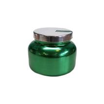 Capri Blue Volcano Green Metallic Petite Jar Candle 8oz - $29.50