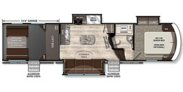 2016 Grand Design Momentum 348M For Sale In Franklin, OH 45005 image 5