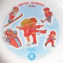 Campbells da Zuppa 1984 Invernale Olimpiadi Ciotola Pattinaggio Hockey S... - $8.30