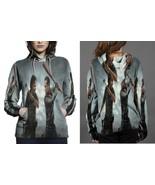 The Walking Dead Season 8 Poster HOODIE FULLPRINT WOMEN - $44.99+