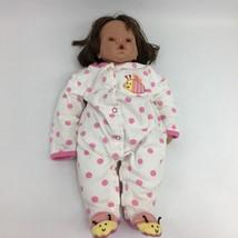 Lee Middleton by Reva Baby Doll 2000 Thumb Sucking Brown Eyes #011400(2) - $32.99