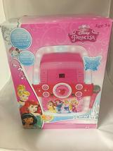 Disney Princesa Karaoke System- new! - $70.00