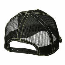 Goorin Bros Snapback Mesh Cap Embroidered Black Queen Bee Trucker Hat 101-0245 image 3